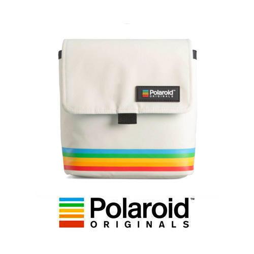 Polaroid Camera Bag White