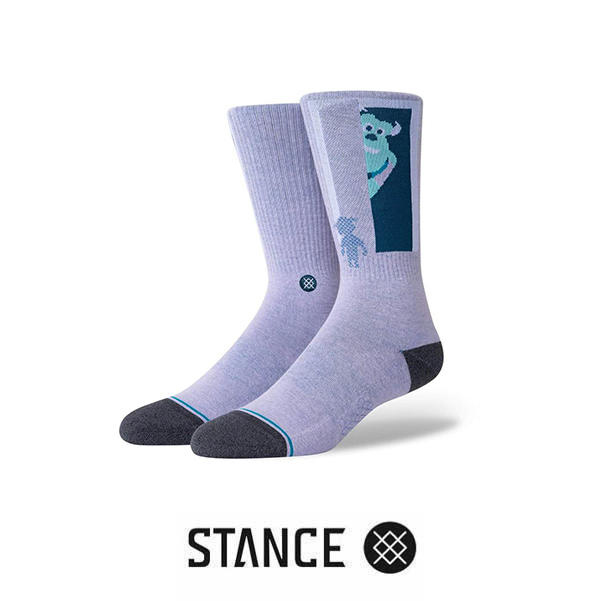 Stance Pixar Sully and Boo