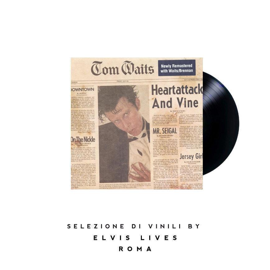 Tom Waits - Heartattack and Wine