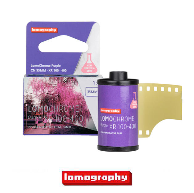 Lomography LomoChrome Purple