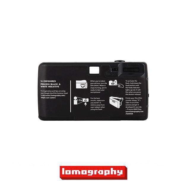 Lomography Simple Use Film Camera - Black & White