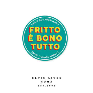 Elvis Lives Toppa - Fritto