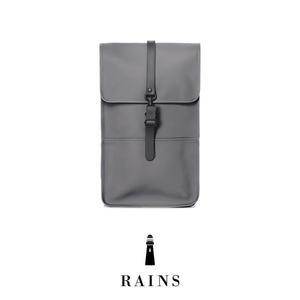 Rains Backpack - Charcoal
