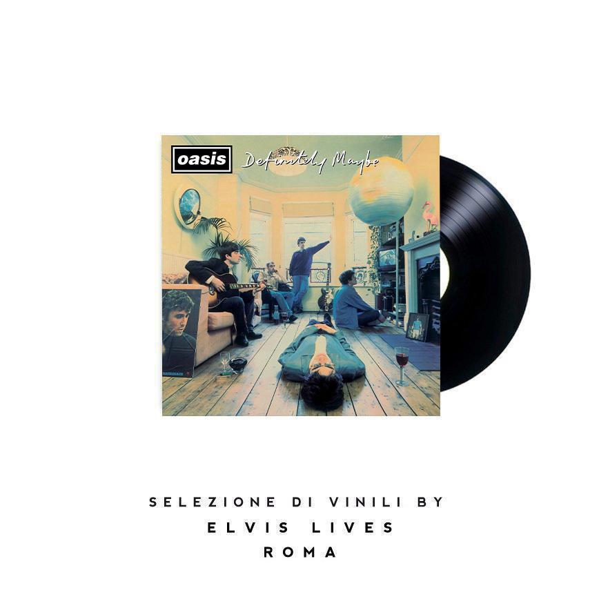 Oasis - Definitely Maybe (2LP)