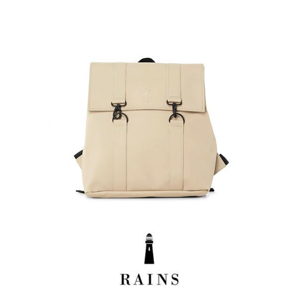 Rains MSN Bag - Beige