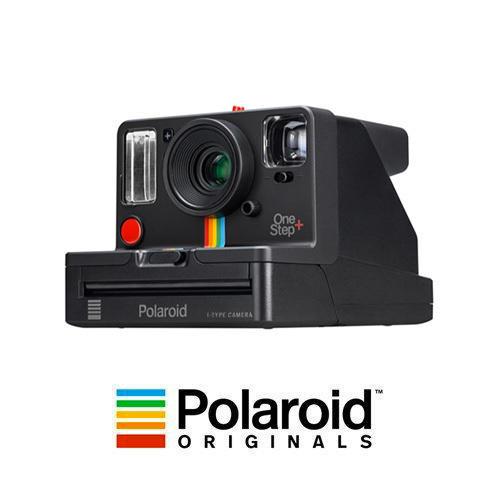 Polaroid Originals One Step + Black