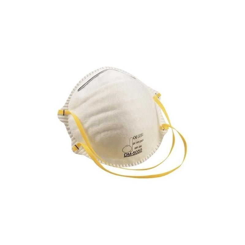 Scatola Pezzi 20 Mascherina respiratoria FFP2 senza valvola con ferretto stringinaso mod SJ2278  pz 20
