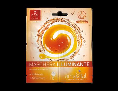 Maschera ILLUMINANTE 7ml+7ml
