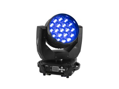 EUROLITE LED TMH-X4 Moving Head Wash Zoom testa mobile