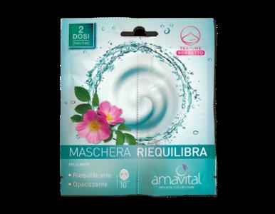 Maschera RIEQUILIBRA 7ml+7ml