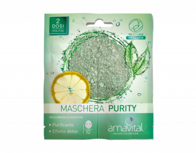 Maschera PURITY 7ml+7ml