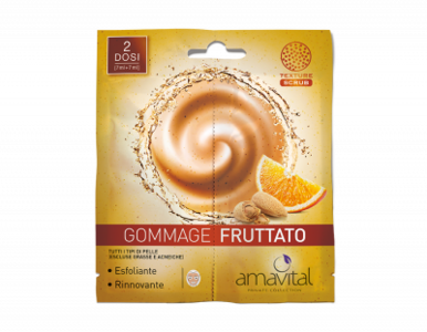 Gommage FRUTTATO 7ml+7ml