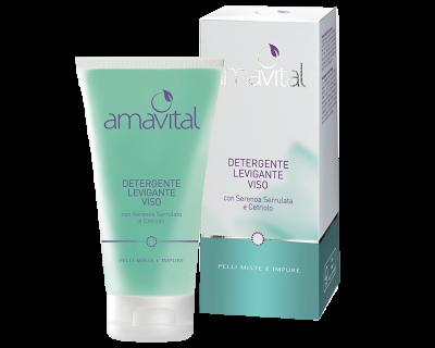 Detergente Levigante Viso 150ml