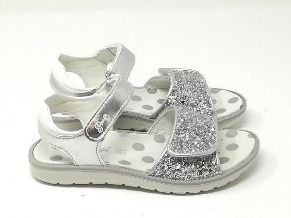 Sandalo Pelle Strass - PRIMIGI