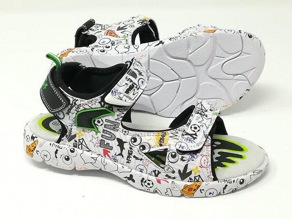 Sandalo Sportivo Stampato  - PRIMIGI