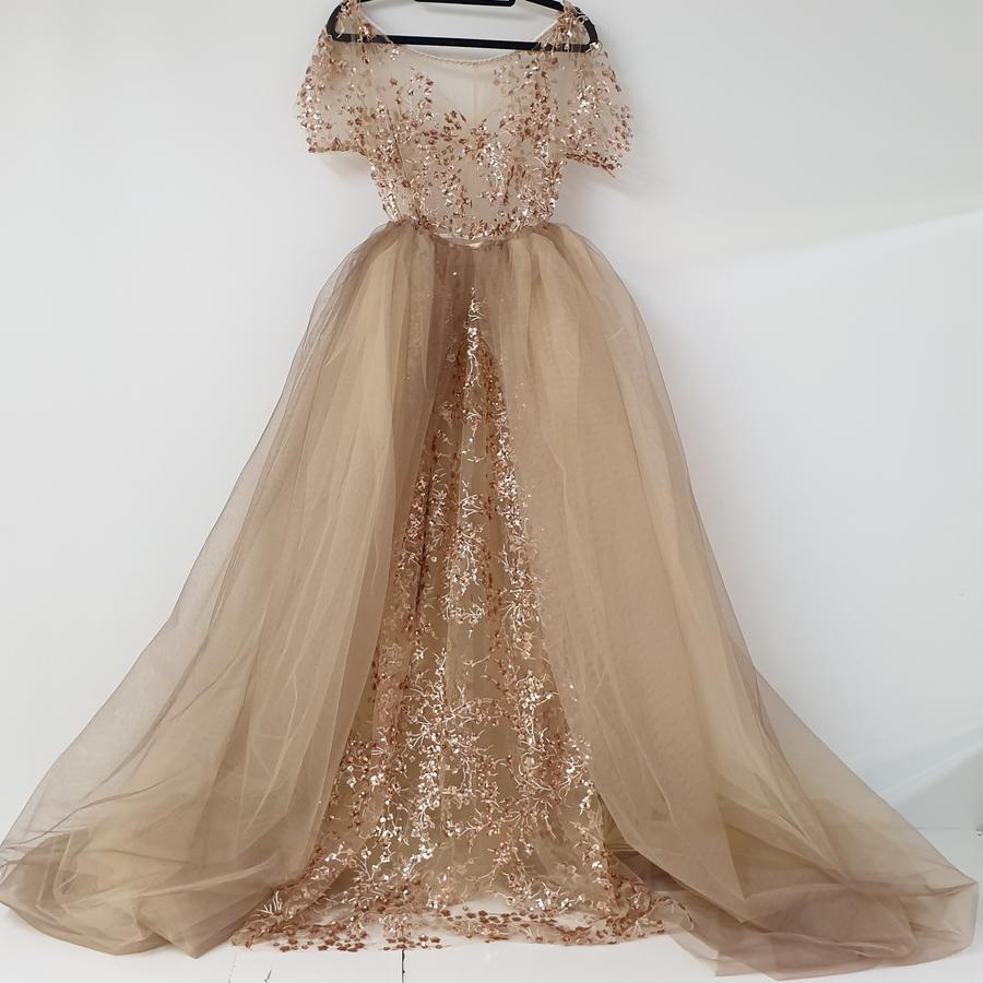 ELISA Maternity Dress