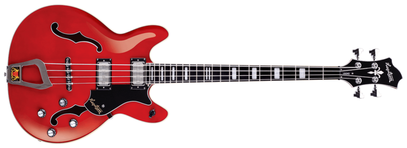 HAGSTROM VIKING BASS WCT