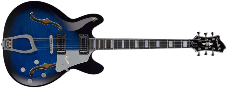 HAGSTROM SUPER VIKING DBS