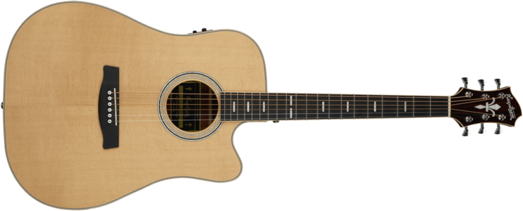HAGSTROM ORSA II DREADNOUGHT CE NAT