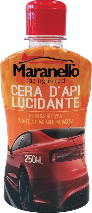Maranello Cera d'Api Lucidante per Auto Moto Suv 250 ml