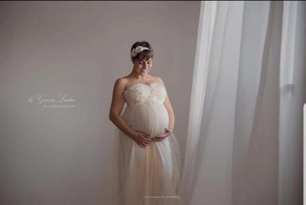 LUCIA Maternity dress