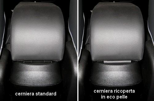 Bracciolo SPORT  regolabile per Fiat Tipo (2015>)