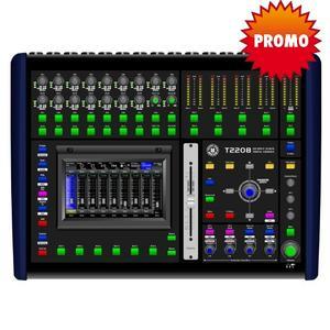 MIXER DIGITALE T2208 TOPP PRO