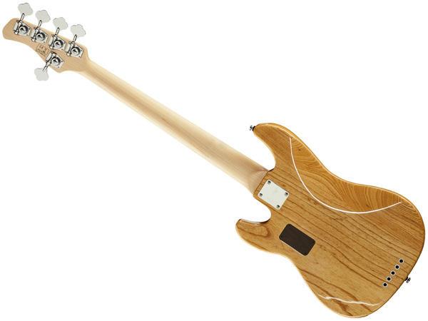 Marcus Miller P7 SWAMP ASH-5 (2ND GEN) NAT NATURAL