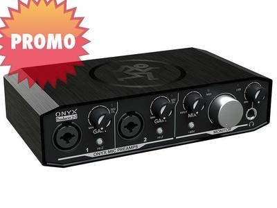 Mackie Onyx Producer 2.2 scheda audio usb