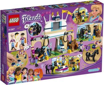 LEGO Friends - La gara di equitazione di Stephanie - Lego - 41367 - 6+ anni