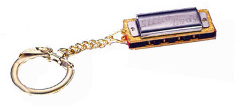 HOHNER LITTLE LADY 109/8 WITH KEY RING