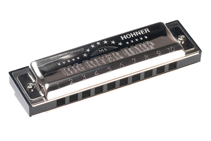 HOHNER BIG RIVER HARP 590/20 E