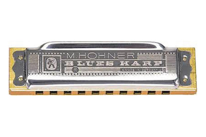 HOHNER BLUES HARP F#