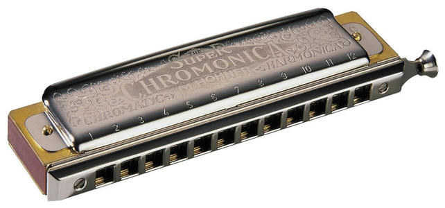 HOHNER SUPER CHROMONICA BB