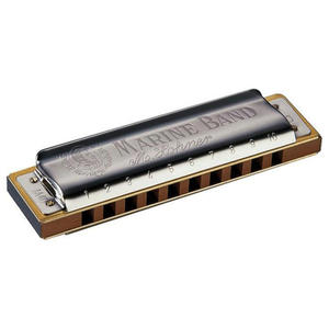 HOHNER MARINE BAND 1896 D-NATURAL MINOR