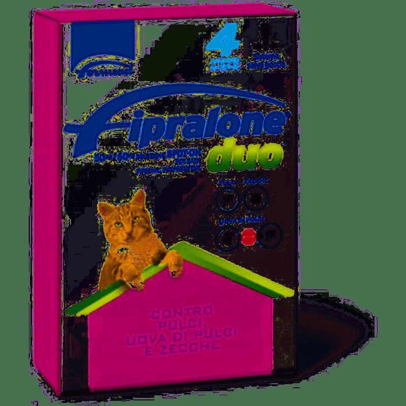 Fipralone Gatto confezione da 4 Pipette