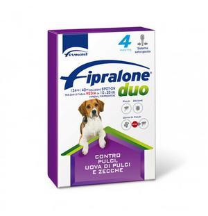 Fipralone Cane 10-20 Kg confezione da 4 Pipette