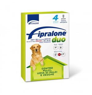 Fipralone Cane 20-40 Kg confezione da 4 Pipette