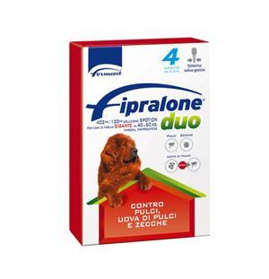 Fipralone Cane + 40 Kg confezione da 4 Pipette