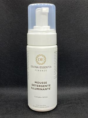Mousse Detergente Illuminante Complex white 160 ml