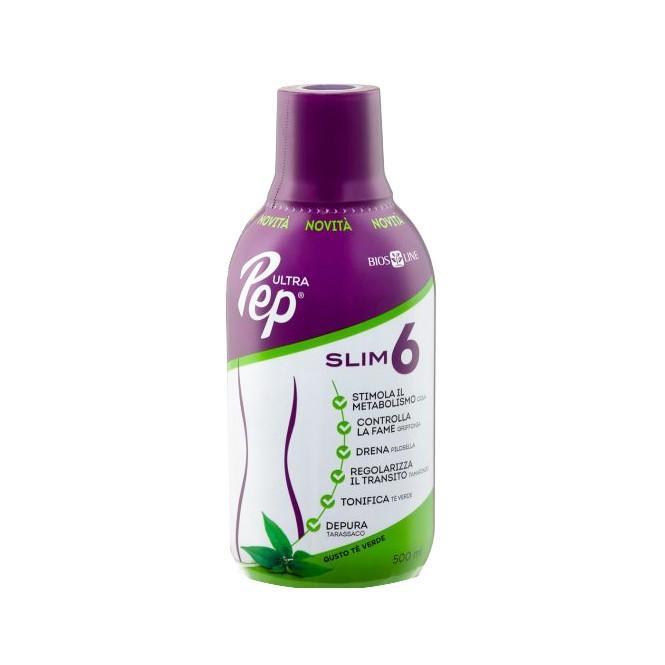 Ultra Pep Slim 6 gusto Tè Verde