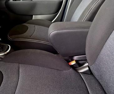 Adjustable SPORT armrest for Fiat Tipo (2015>)