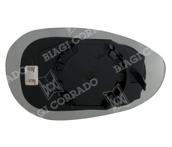 Vetro Specchio Con Piastra Sinistro Con Resistenza 60SPR 71740498