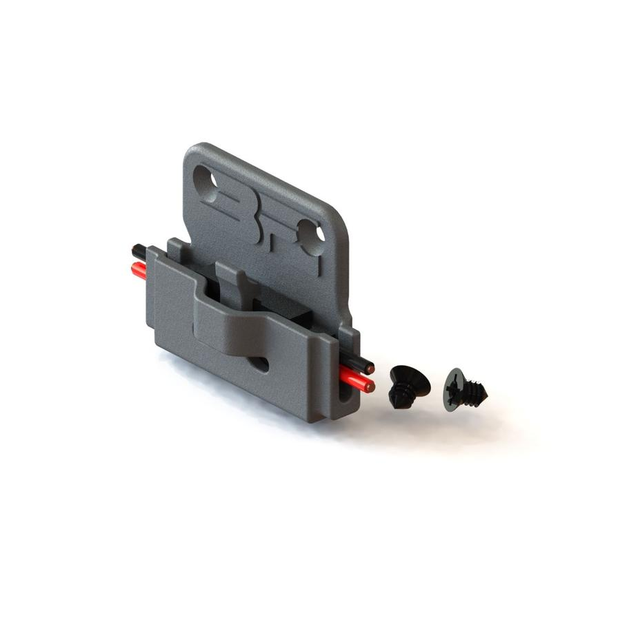 BF - Battery Connector Holder for Serpent (Futaba/Hitech Plug)