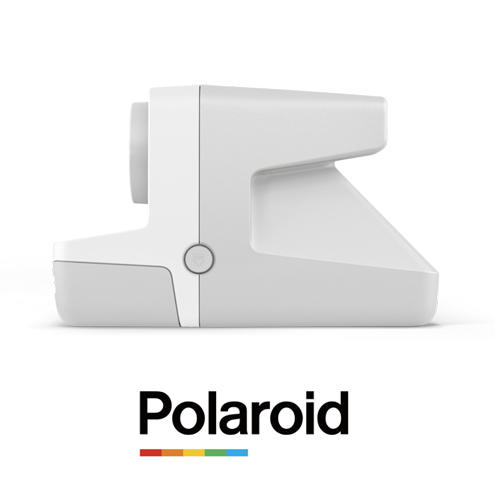 Polaroid Now - White