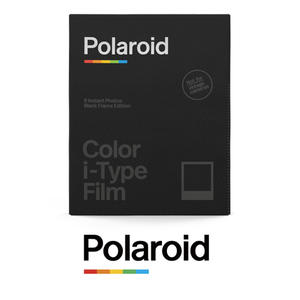 Color I-Type Film - Black Frame