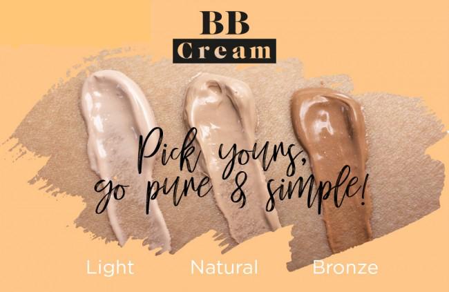 BB Cream Natural 30 ml