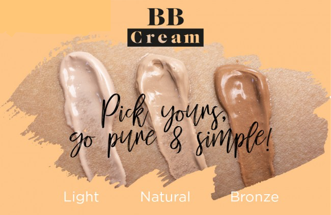 BB Cream Bronze 30 ml