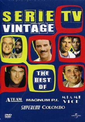 DVD SERIE TV VINTAGE - A-TEAM - MAGNUM P.I. - MIAMI VICE - SUPERCAR - COLOMBO