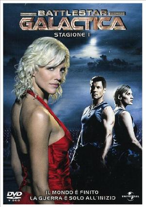 DVD TV GALACTICA - STAGIONE 1